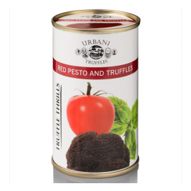 PESTO WITH TOMATOES AND TRUFFLES 180 GR