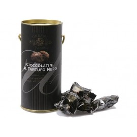 CHOCOLATE WITH BLACK TRUFFLE