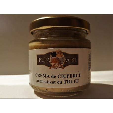 OLIVE AND ALMOND CREAM WITH TRUFFLES 90 GR